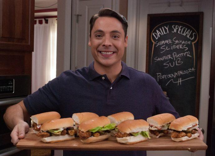 O rei do sanduíche