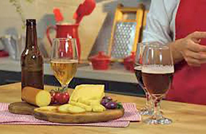 queijos e cervejas