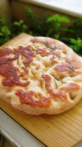 Pão de Frigideira