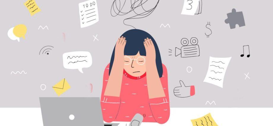 cansaço psicológico