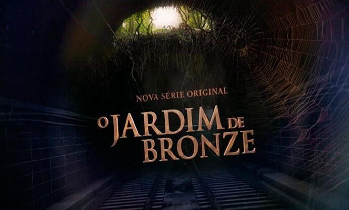 O Jardim de Bronze